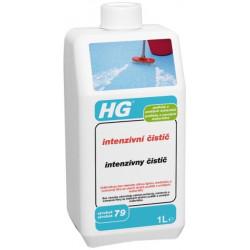 HG intenzívny čistič na podlahy z umelých materiálov 1l