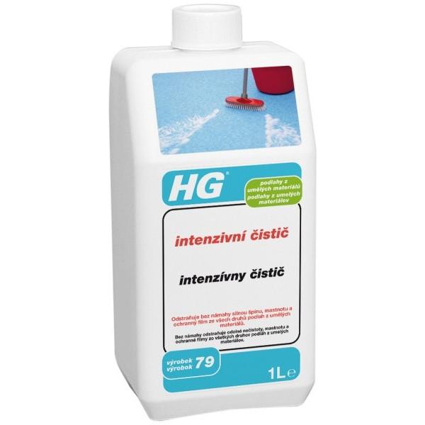 HG intenzívny čistič 1l