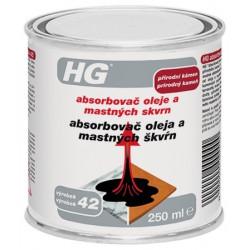 HG absorb. oleja a mastných škvŕn 250 ml