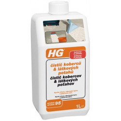 HG čistič kobercov a látkových poťahov 1 l