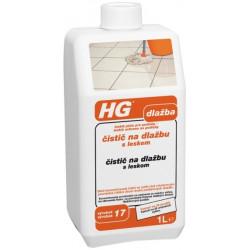 HG čistič na dlažbu s leskom 1 l