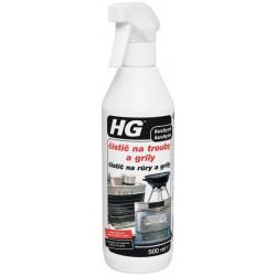 HG čistič na rúry a grily 500 ml