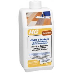 HG čistič s leskom na laminátové podlahy 1 l