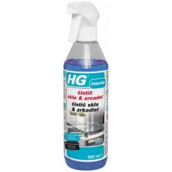 HG čistič skla a zrkadiel 500 ml