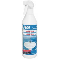 HG penový čistič vodného kameňa 500 ml