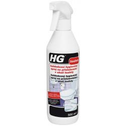 HG hygienický sprey na príslušenstvo v okolí WC 0,5 l