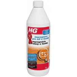 HG Impregnácia na steny a fasády 1 l