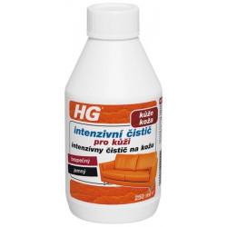 HG intenzívny čistič na kožu 250 ml