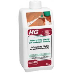 HG intenzívny čistič na parketové podlahy 1 l