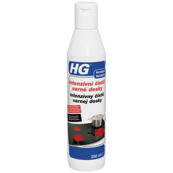 HG Intenzívny čistič varnej dosky 250 ml