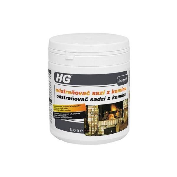 HG odstraňovač sadzí z komína 500 g