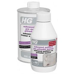 HG ochranná politúra na prírodný kameň 250 ml