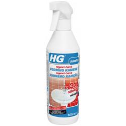 HG penový čistič vodného kameňa 3x silnejší 500 ml