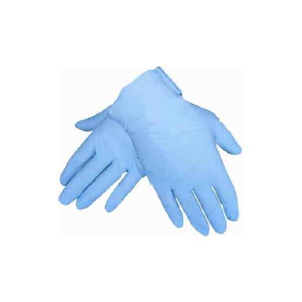 MP rukavice nitrilové XL 100 ks