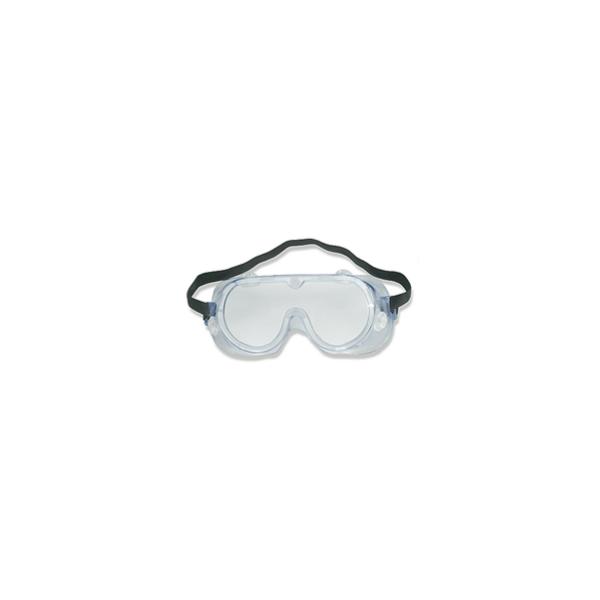 Ochranné okuliare s plastovým zorníkom