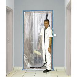Color Expert ochranná fólia LDPE do dverí