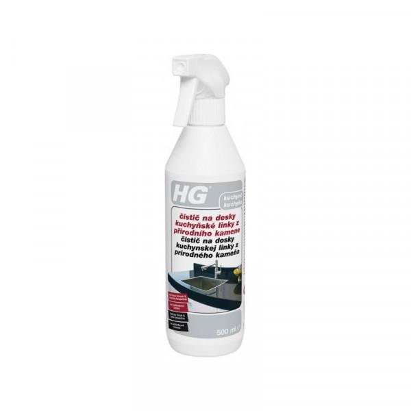 HG čistič na dosky kuchynskej linky z prírodného kameňa 500 ml