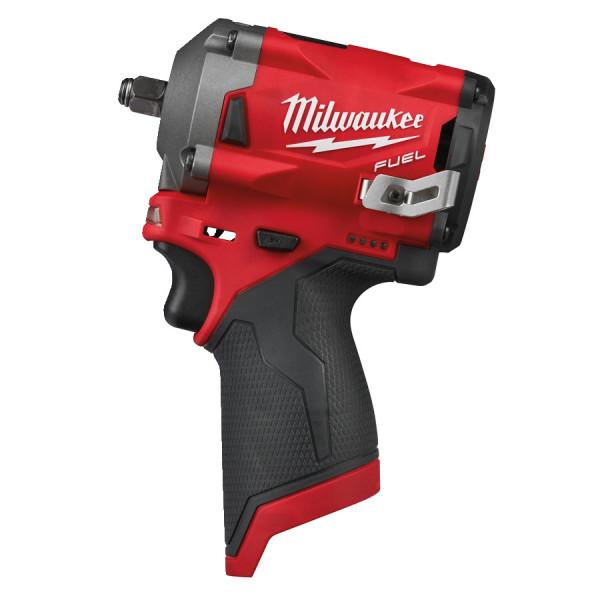 """Milwaukee aku rázový uťahovák 3/8"""" s poistným krúžkom M12 FIW38-0"""