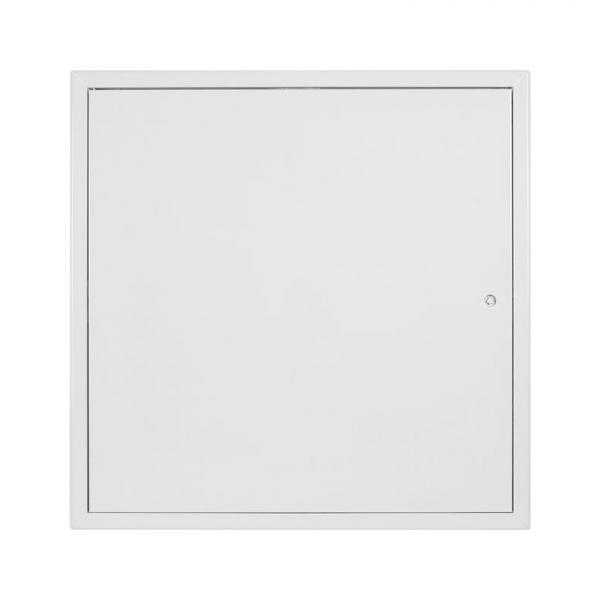 HACO revízne dvierka kovové biele