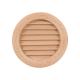 HACO drevená vetracia mriežka - kruhová DVM 110