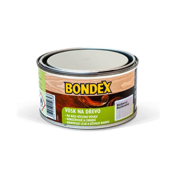 Bondex vosk na drevo bezfarebný 250 ml
