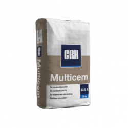 CRH cement Multicem 32,5 R 25kg