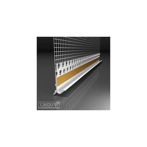 Likov okapnica LO so sieťkou VERTEX 2,5m (50 ks)