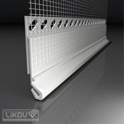 Likov ukončovací profil LW45 2m