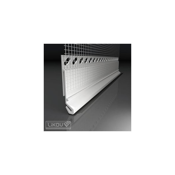 Likov ukončovací profil LW45 2m (25 ks)