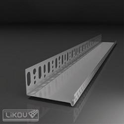 Likov zakladací profil LO - AL 2,5m (20 ks)