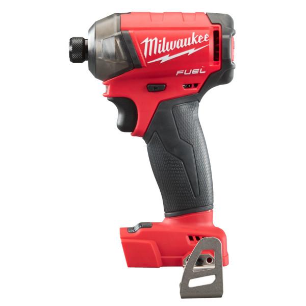 Milwaukee aku hydraulický rázový uťahovák 1/4˝ HEX M18 FQID-0