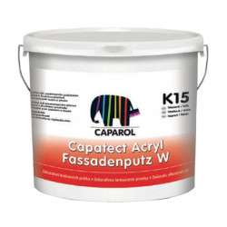 CAPAROL Capatect Standard akrylová omietka K15 25 kg