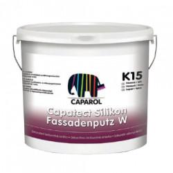 CAPAROL Capatect Standard silikónová omietka K15 25 kg