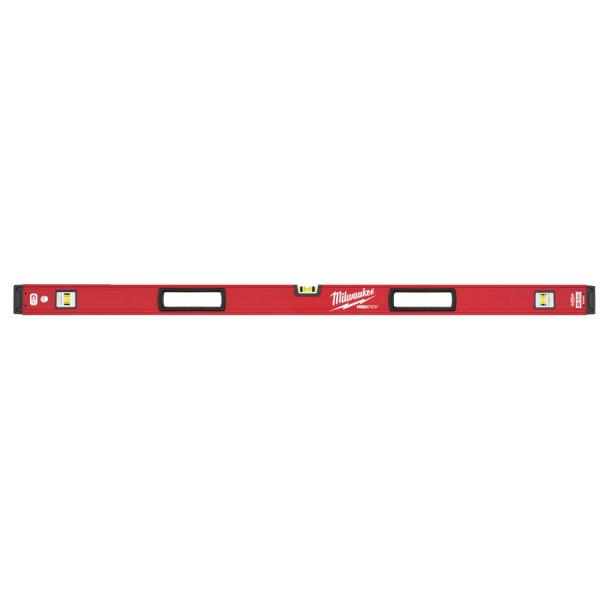 Milwaukee magnetická vodováha REDSTICK BACKBONE 120 cm