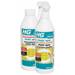 HG koncentrovaný čistič špár 500 ml