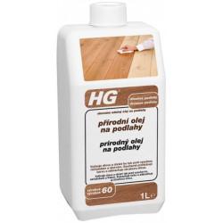 HG prírodný olej na podlahy 1l