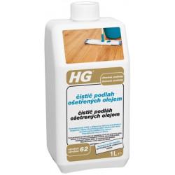 HG čistič podláh ošetrených olejom 1l
