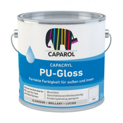 Caparol Capacryl PU - Gloss