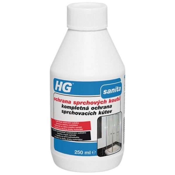 HG ochrana sprchovacích kútov 250 ml