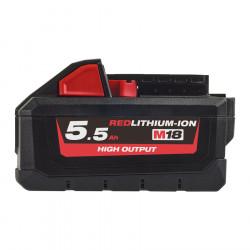 Milwaukee batéria M18 HB5.5 5.5 Ah