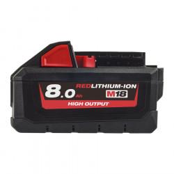 Milwaukee batéria M18 HB8 8.0 Ah