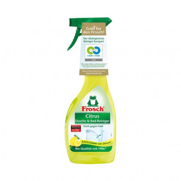 Frosch EKO čistič na kúpeľne a sprchy Citrón 500ml