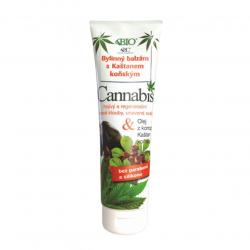 Bione BIO CANNABIS Konský bylinný balzam 300 ml