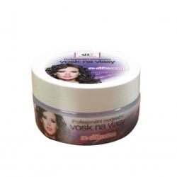 Bione BIO profesionálny vosk na vlasy so silikónom 150ml