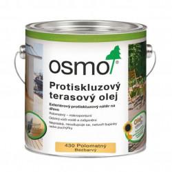 OSMO protišmykový terasový olej 430 bezfarebný