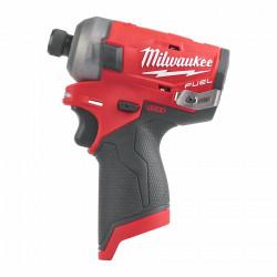 "Milwaukee M12 FQID-0 aku hydraulický rázový uťahovák 1/4"" Hex"
