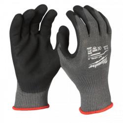 Milwaukee rukavice odolné proti prerezaniu stupeň 5 (1 ks)