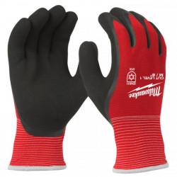 Milwaukee rukavice odolné proti prerezaniu stupeň 1 zimné (1 ks)