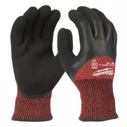 Milwaukee rukavice odolné proti prerezaniu stupeň 3 zimné (1 ks)