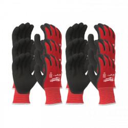 Upraviť: Milwaukee rukavice odolné proti prerezaniu stupeň 1 zimné (12 ks)